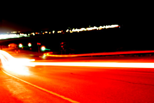 Light Trails!
