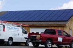 Hamilton, NY residential solar installation