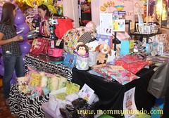Momtrepreneur Shop Booth