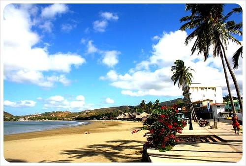 Beach in San Juan Del Sur Nicaragua