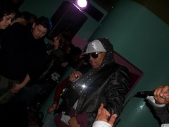 workin it out to the side (VVVvoy) Tags: chicago beauty bar dr keith octagon kool