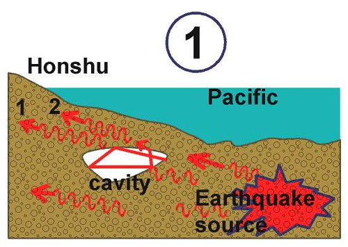 japan earthquake april 7 2011. japan honshu earthquake 7