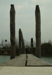 Torcello (It's my party...) Tags: muelle italia venecia isla torcello veneziavenecia