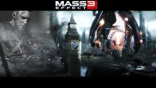 Mass Effect 3 Detailed - There Will Be No Multiplayer