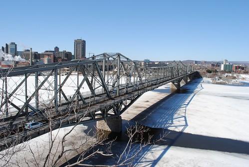 Alexander Bridge Dusk
