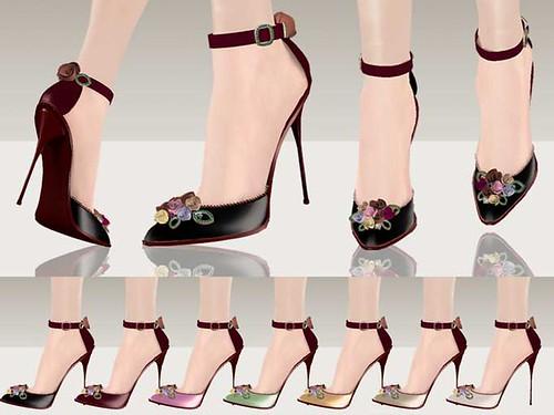 ANNA shoes