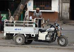 Zanzibar Trike