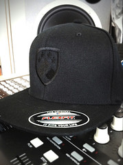 Fitted Logo Cap - Signature Edition - Black on Black