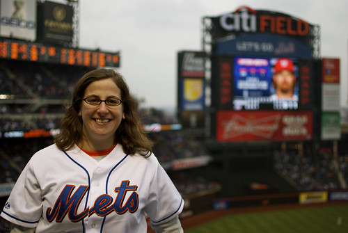 Me at Citi Field 2011