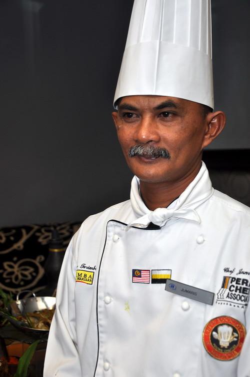 Chef Junaris