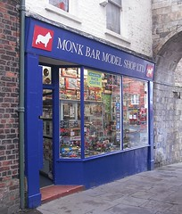 Monk Bar Model shop