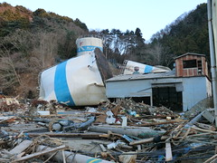 [Free Image] Society/Environment, Disaster, 2011 Sendai Earthquake and Tsunami, Earthquake, Tsunami, Japan, 201104162300