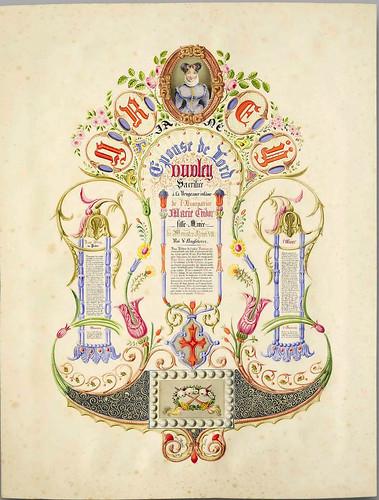007- L'album du moyen-âge 1836- Jean Midolle