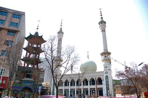 玉帶橋清真寺