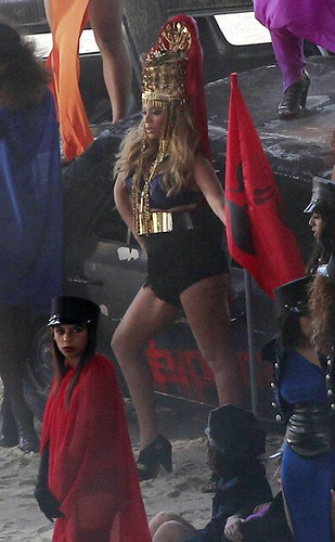 What is Beyonce up to?