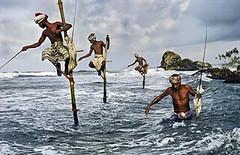 pescadores en sri lanka
