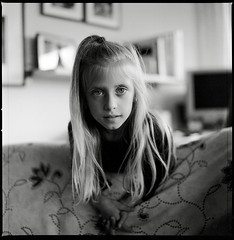 sally (andreas hering) Tags: portrait blackandwhite 6x6 film analog square hasselblad schwarzweiss analoge mittelformat