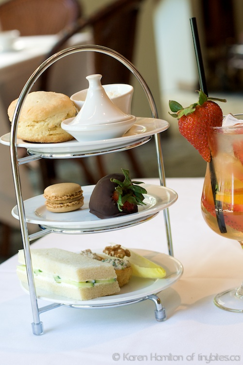 Urban Tea: petite afternoon tea