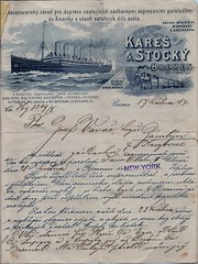 Kares & Stocky Letter Front
