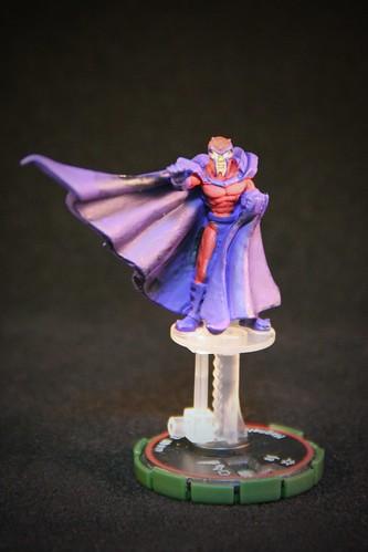 Marvel HeroClix Infinity Challenge #129 Magneto - Veteran