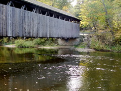 White's Bridge (gbozik photography) Tags: canon fun photography rebel imac greg michigan sony great bridges adobe covered gregory bozik