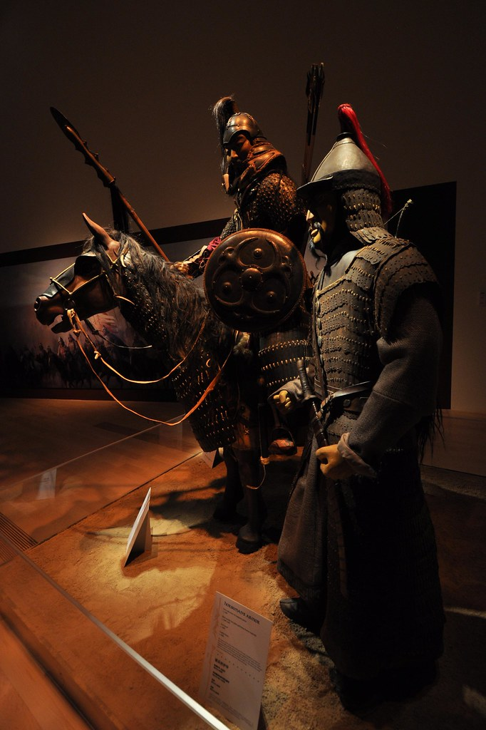 Genghis Khan Exhibition 18 成吉思汗展览 15 ...