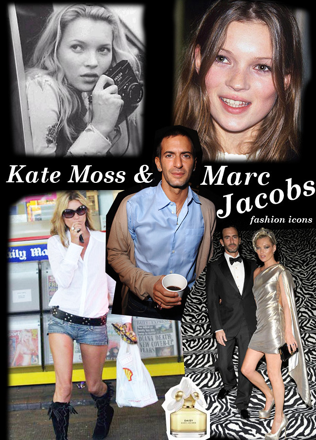 Marc Jacobs, Kate Moss, Fashion model, Style