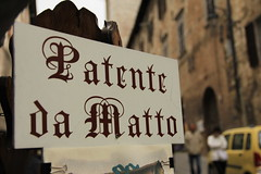 patente da matto