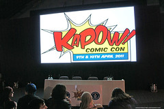 Kapow! Comic Con : Movie X by Craig Grobler