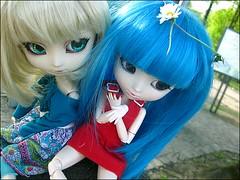 Ema & Appoline (Doll Imagine_) Tags: grell celsiy