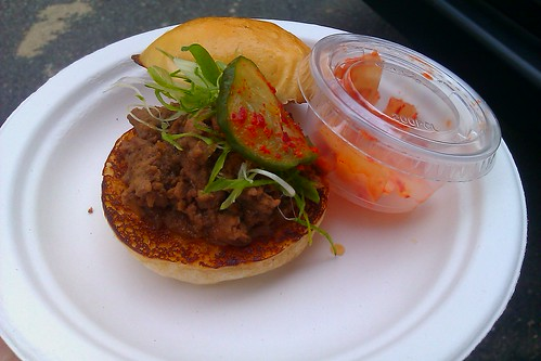 Bulgogi Filet Mignon Slider