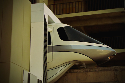 Retro Monorail (for Monday)