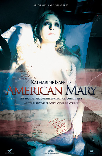 Teaser Poster - American Mary