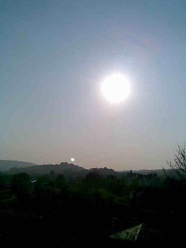 sun mound