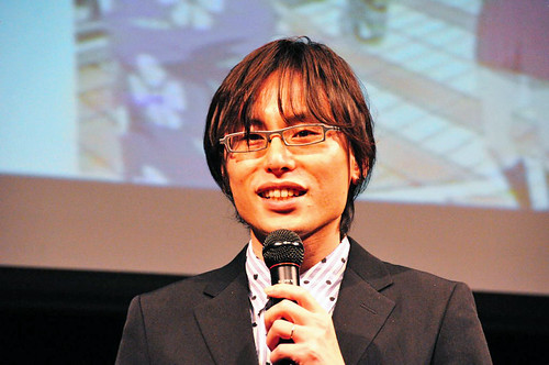 長井龍雪〔Tatsuyuki NAGAI〕 2011 ver.
