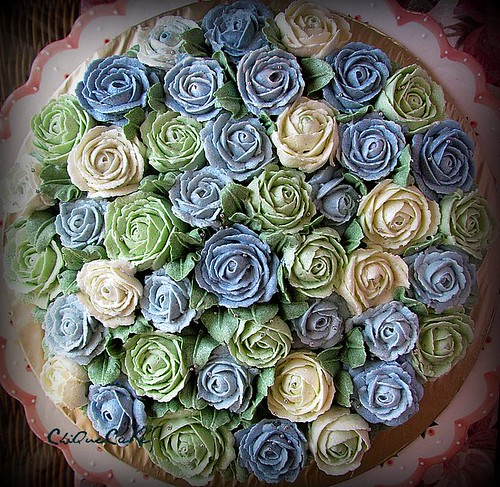 bouquet of roses..!