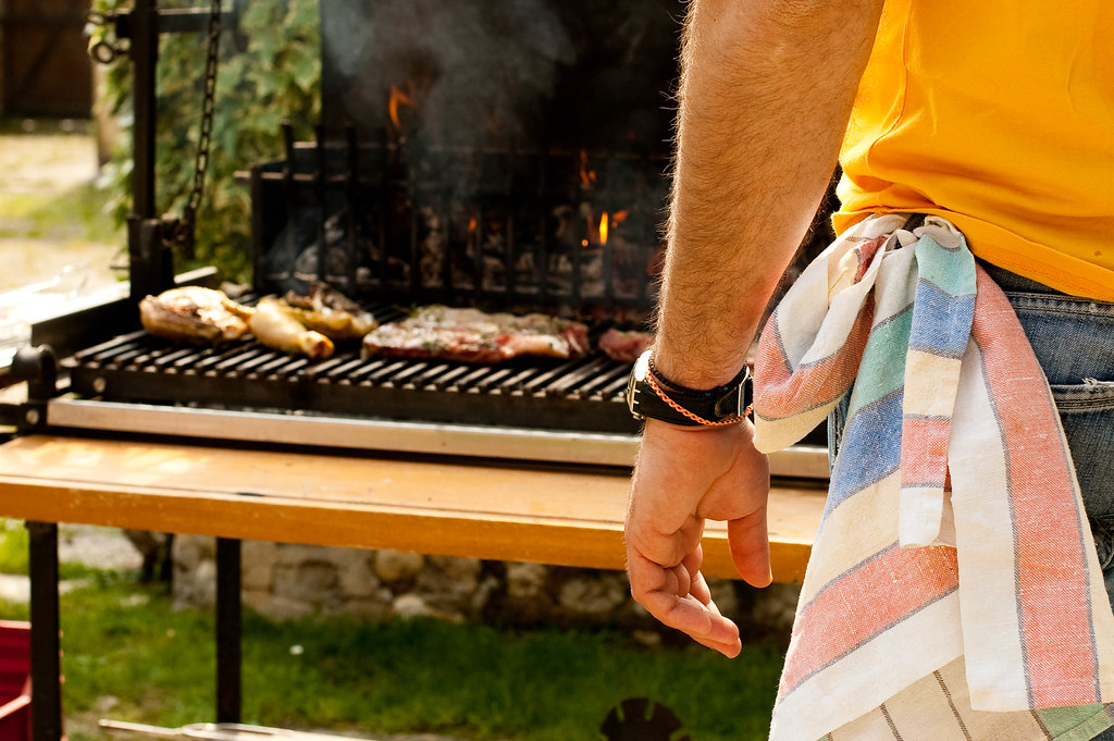 Grill by letizia.barbi, on Flickr