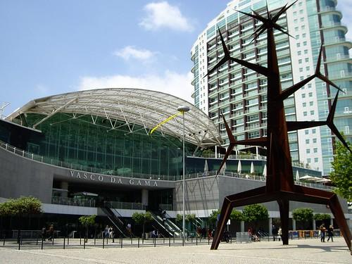 Centro Comercial Vasco da Gama。朱X攝