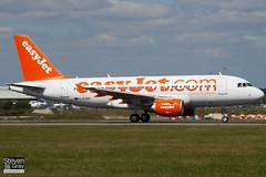 G-EZBB - 2854 - Easyjet - Airbus A319-111 - Luton - 100831 - Steven Gray - IMG_5590