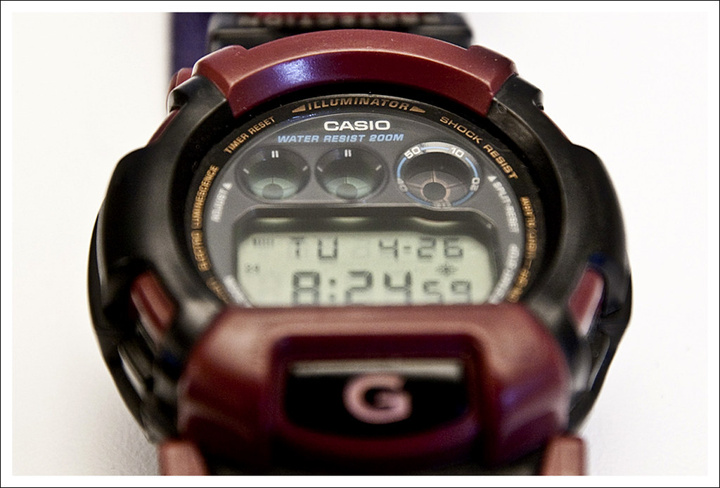 Casio G-SHOCK DW-002