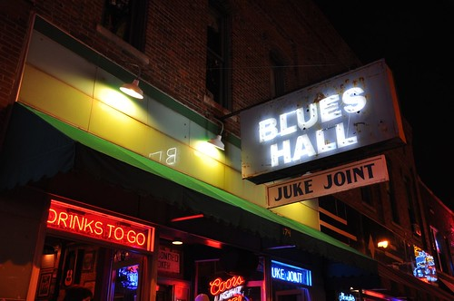 Juke Joint and Blues Hall