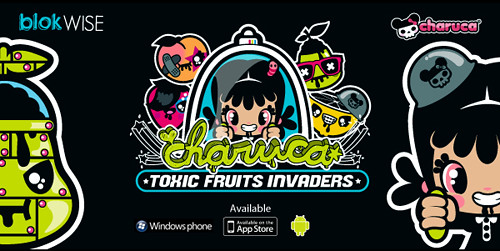 Charuca Toxic Fruits Invaders 500