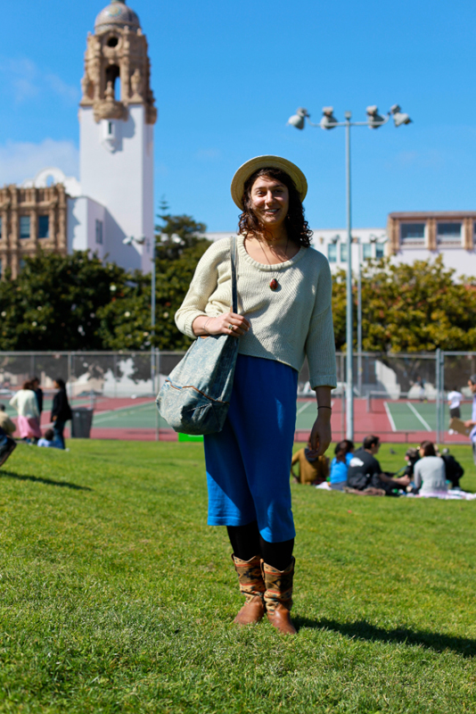 danadp - san francisco street fashion style