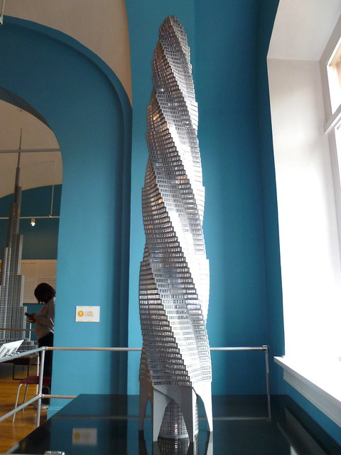 Chicago Spire Lego Architecture Exhibit National Building Museum Washington DC by Reston2020