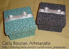 Caixa revestida em tecido (Carla Bouzan) Tags: galinha tecido cabaa caixarevestida patchworkembutido