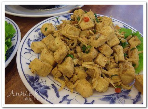 山東餃子館_小魚臭豆腐
