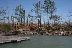 Lake Martin Tornado Damage April 2011 - 103
