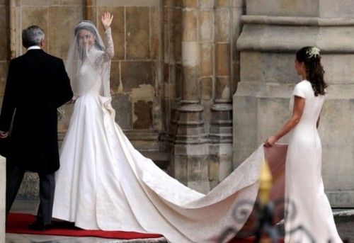 royal wedding dress_03. Kate Middleton#39;s Wedding Dress