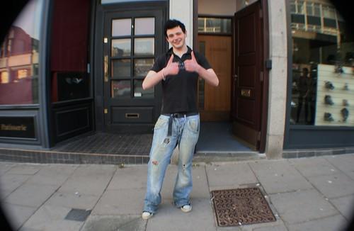 Friendly Citizen of Aberdeen
