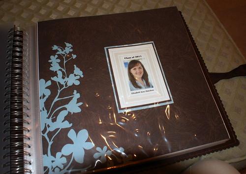 Beth's Graduation Scrapbook